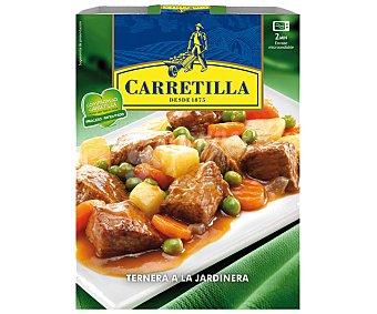 Carretilla Ternera a la jardinera Bandeja 275 g