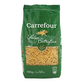 Carrefour Fideo entrefino 500 g