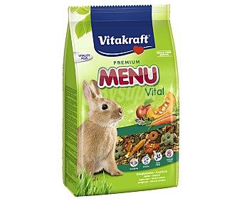 Vitakraft Comida para conejos enanos 3 kg