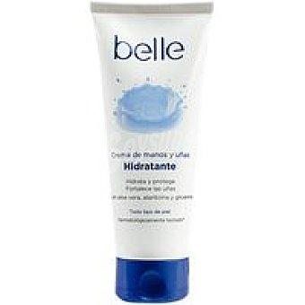 Eroski Crema de manos-uñas belle Tubo 100 ml