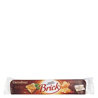 Carrefour Hoja de pasta brick rollo 1,5 m - 6 hojas 90 g