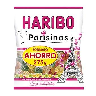 Haribo Gominolas parisinas con zumo de frutas 275 g