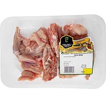 Palau Muslo de conejo a la brasa 2 unidades peso aproximado bandeja 450 g 2 unidades