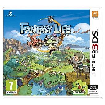 Nintendo Videojuego Fantasy Life para 3DS 1 Unidad
