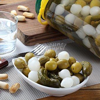 Surtido de Aceitunas Tarrina de 650 g