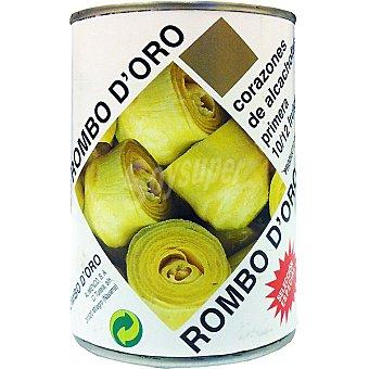 ROMBO D'ORO Alcachofas Lata 240 g neto escurrido