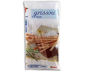 Auchan Palitos de pan crujientes con margarina 250 gramos