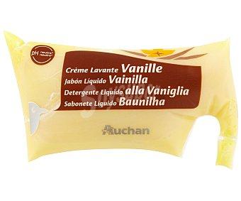 Auchan Recambio Jabón Manos Vainilla 250ml