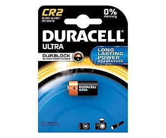 Duracell Pila de litio CR2 1 unidad