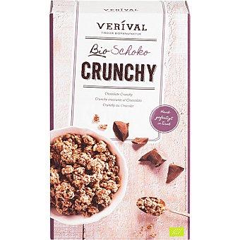 Verival Crunchy con chocolate ecológico Envase de 375 ml