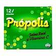 Ampollas propolis (jalea real y vitamina C) Caja 12 u Deliplus