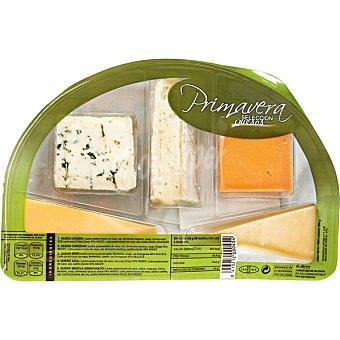 TGT ENTREMONT Primavera tabla de selección de quesos envase 220 g