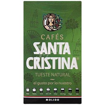 Santa Cristina Café molido natural Paquete 250 g