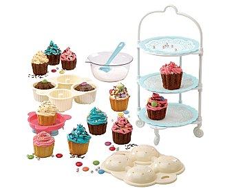 PLAY GO Juego Creativo Fiesta de Cupcakes 1 Unidad