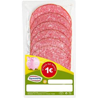 MONTESANO salami ahumado sobre 100 g
