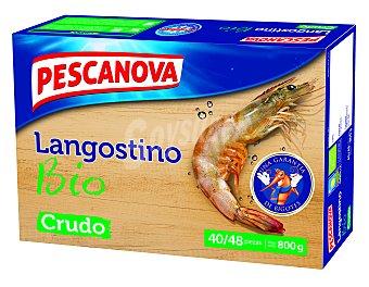 Pescanova Langostino 40/48, crudo, ultracongelado y ecológico 800 g