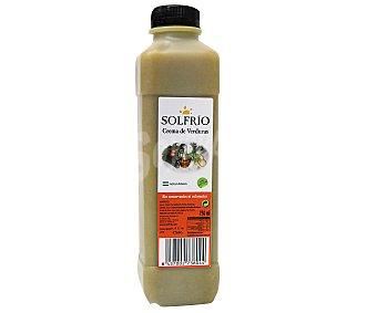 SOLFRIO Crema de verduras 750 mililitros