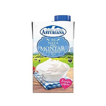 Central Lechera Asturiana Nata líquida (38 % de materia grasa y 100% natural) para montar 500 ml
