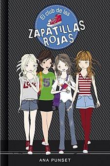 Montena El Club De Las Zapatillas Rojas (El Club de las Zapatillas Rojas 1)
