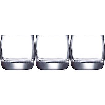 LUMINARC Vigne Vasos de vidrio set de 3 unidades 31 cl