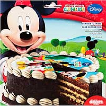 Mickey Dis.azucar 16CM c.house