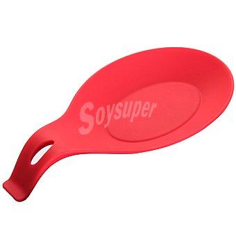 QUO Apoya cucharas de silicona en colores surtidos