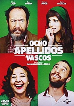 Ceys Ocho Apellidos Vascos