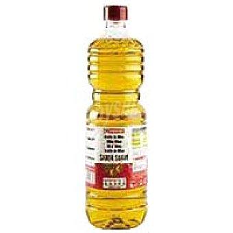 Eroski Oliva Suave Eroski 1l 1/2 Box Botella 1 litro