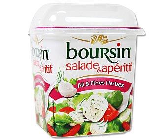 Boursin Queso al ajo y a las finas hierbas 120 gramos