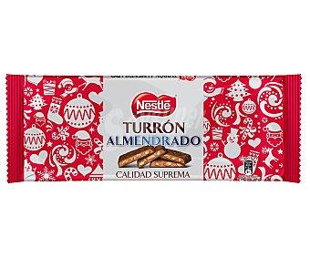 Nestlé Turrón de chocolate con almendras 230 gramos