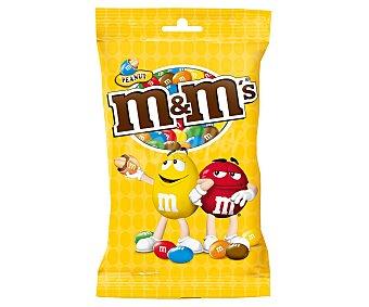 M&M's Grageados de cacahuete recubiertos de chocolate 100 gramos