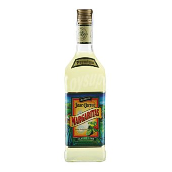 José Cuervo Tequila Authentic Margaritas Jose Cuervo 70 cl