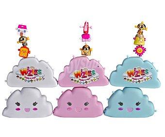 Wizies Conjunto de nube más 3 minifiguras wizies