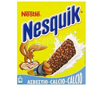 Nesquik Nestlé Barritas Chocolate 12x25g