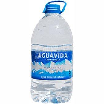 Aguavida Agua Garrafa 5 litros