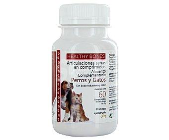 Pets Complemento huesos articulaciones sanas healthy 60 com