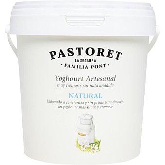 El Pastoret Yogur artesanal Natural Envase de 1 kg