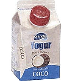 Sandra Yogur líquido con sabor a coco 250 ml