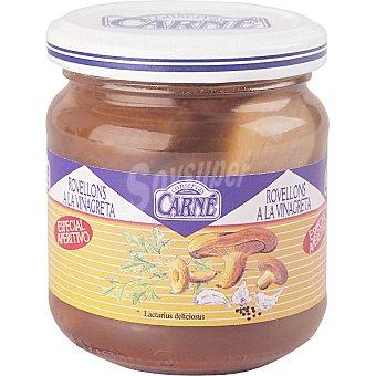 CARNE Robellones aperitivo Frasco 100 g neto escurrido