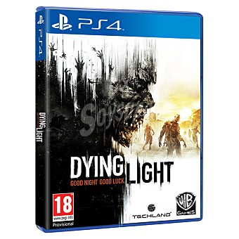 PS4 Videojuego dying light  1 unidad