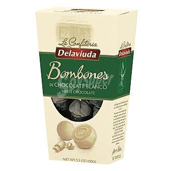 Delaviuda Bombones de chocolate blanco 150 g