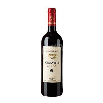"Vega Vieja Vino tinto D.O. Ribera del Duero "" Roble "" Joven Botella de 75 cl"