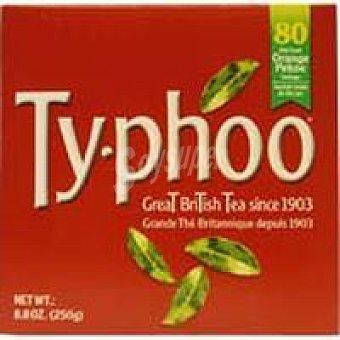 TYPOHOO Té negro 80 unid