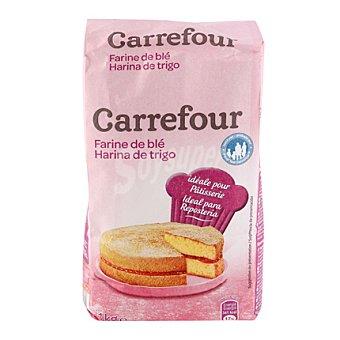 Carrefour Harina de trigo especial repostería 1 kg