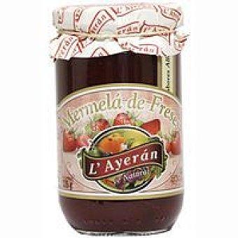 Mermelada de fresa l`ayeran Tarro 315 g