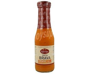 Ferrer Salsa brava especial patatas Frasco de 250 g
