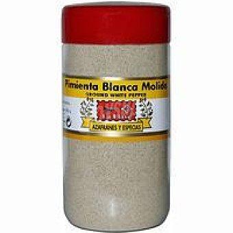 LA LLAVE Pimienta blanca molida Bote 180 g