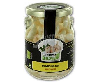 LA HUERTA Bío Dientes de ajo biológico 175 Gramos