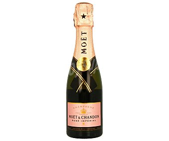 Moët & Chandon Champagne rosé Botella de 20 cl