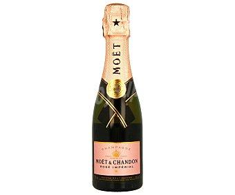 Moët & Chandon Champagne rosado brut Botella de 20 cl